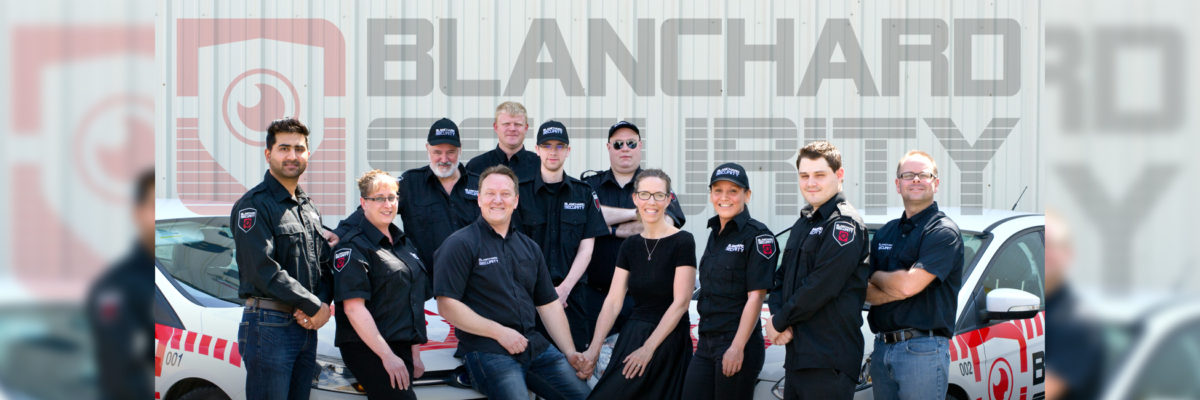 Blanchard Security Campbell River